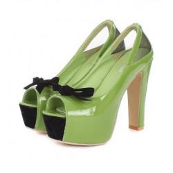 Очаровательные туфли с бантиком