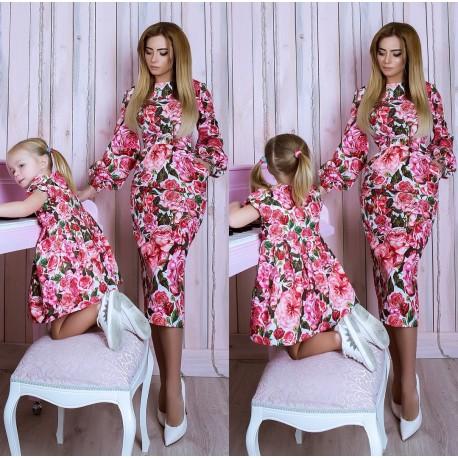 Платье детское 10755