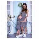Платье детское familylook 10849
