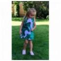 Платье детское familylook 10852