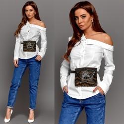 Белая рубашка 11235