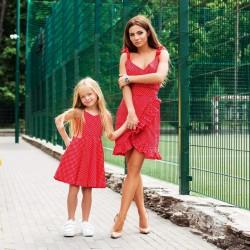 Платье Family Look детское 11294