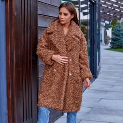 Трендовое пальто 11402