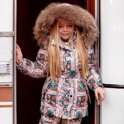 Зимний костюм детский Family Look 11443
