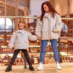 Куртка детская из люрекса Family Look 11483
