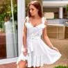 Воздушное платье из льна 11514