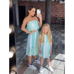 Детское платье гипюровое 11572