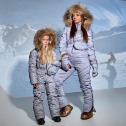 Зимний комбинезон детский 11695 Family Look