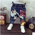 Джинсы штаны для мальчика не теплые