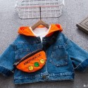 Джинсовые и коттоновые пиджаки бомберы